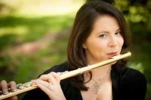 Nicole Chamberlain, Flute